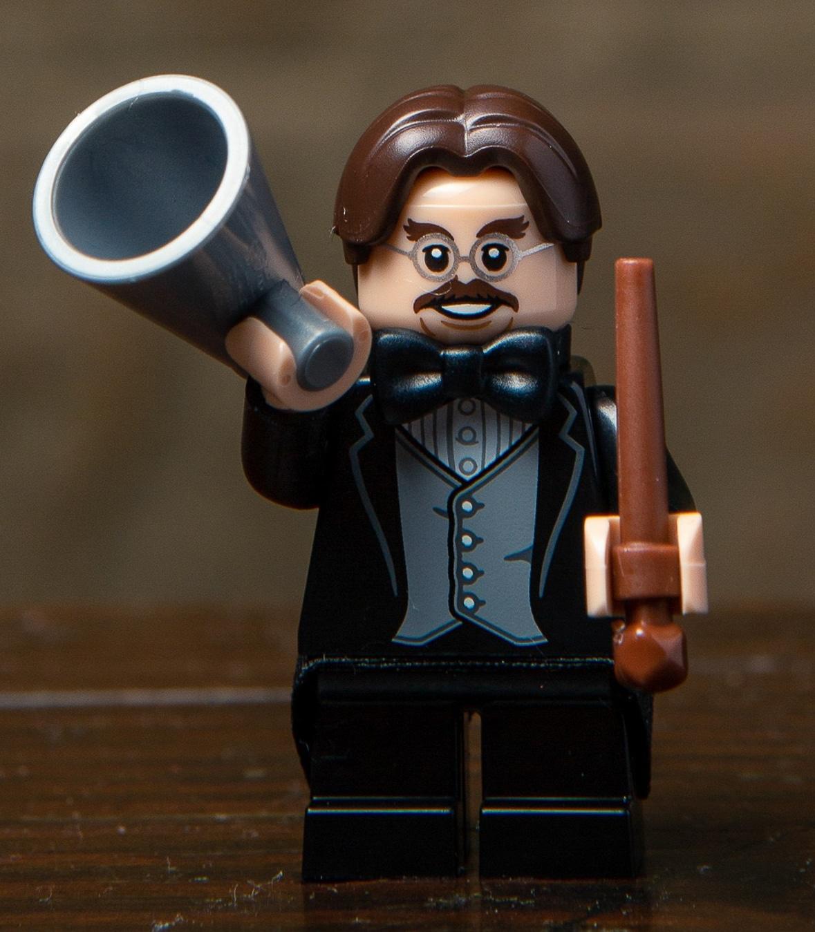 LEGO 71022 Professor Flitwick