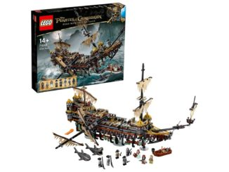 LEGO 71043 Silent Mary Angebot