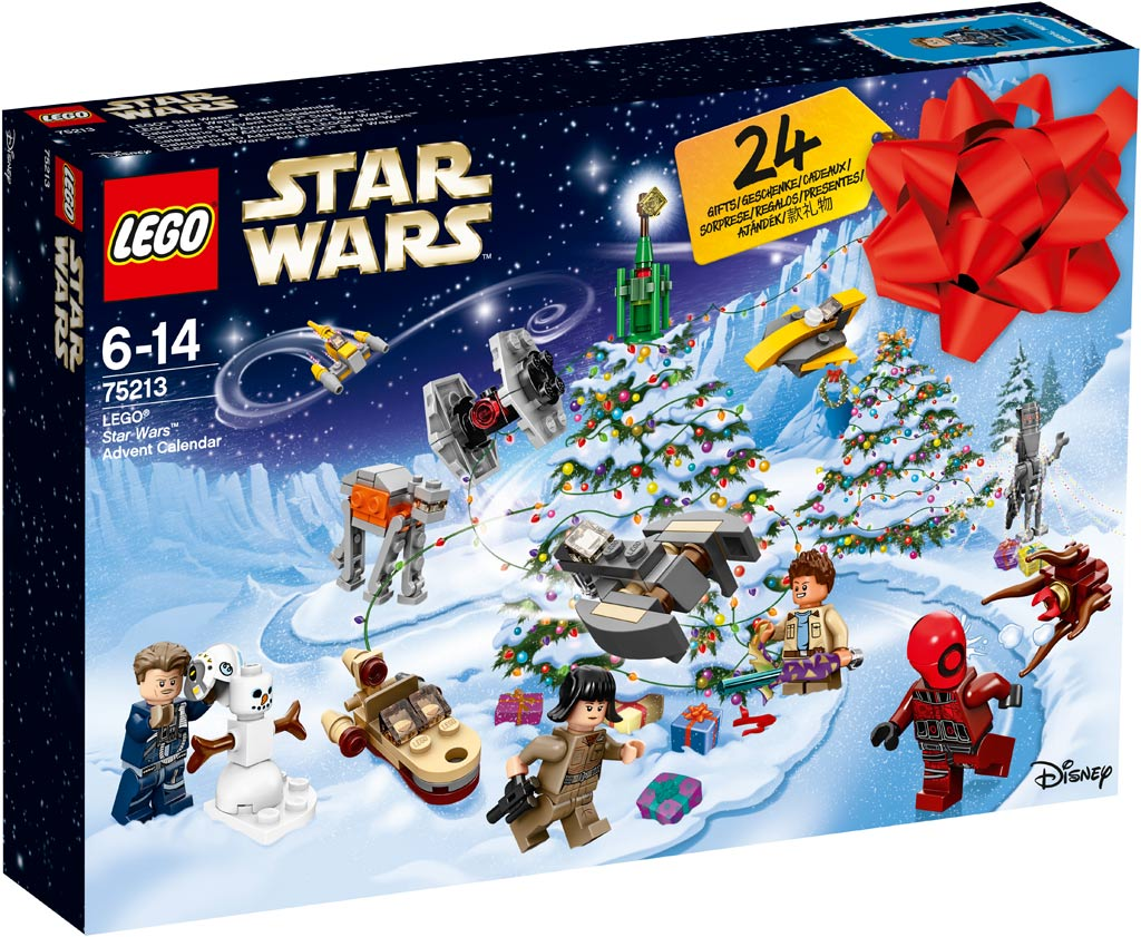 LEGO 75213 Star Wars Adventskalender 2018
