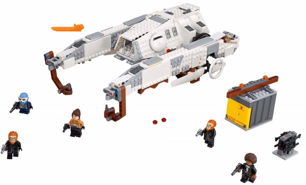 LEGO 75219 Imperial AT Hauler
