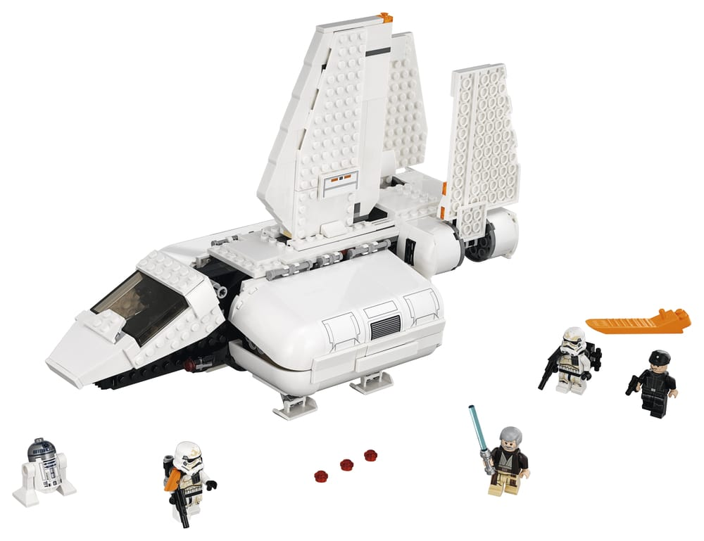 LEGO 75221 Imperiale Landefähre