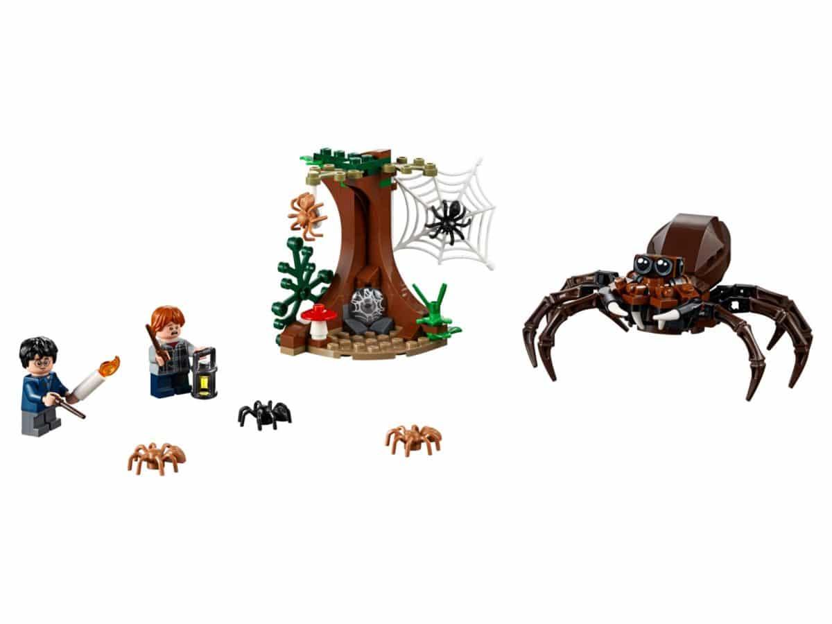 LEGO 75950 Aragogs Versteck