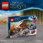 LEGO 75952 Fantastic Beasts Box Art