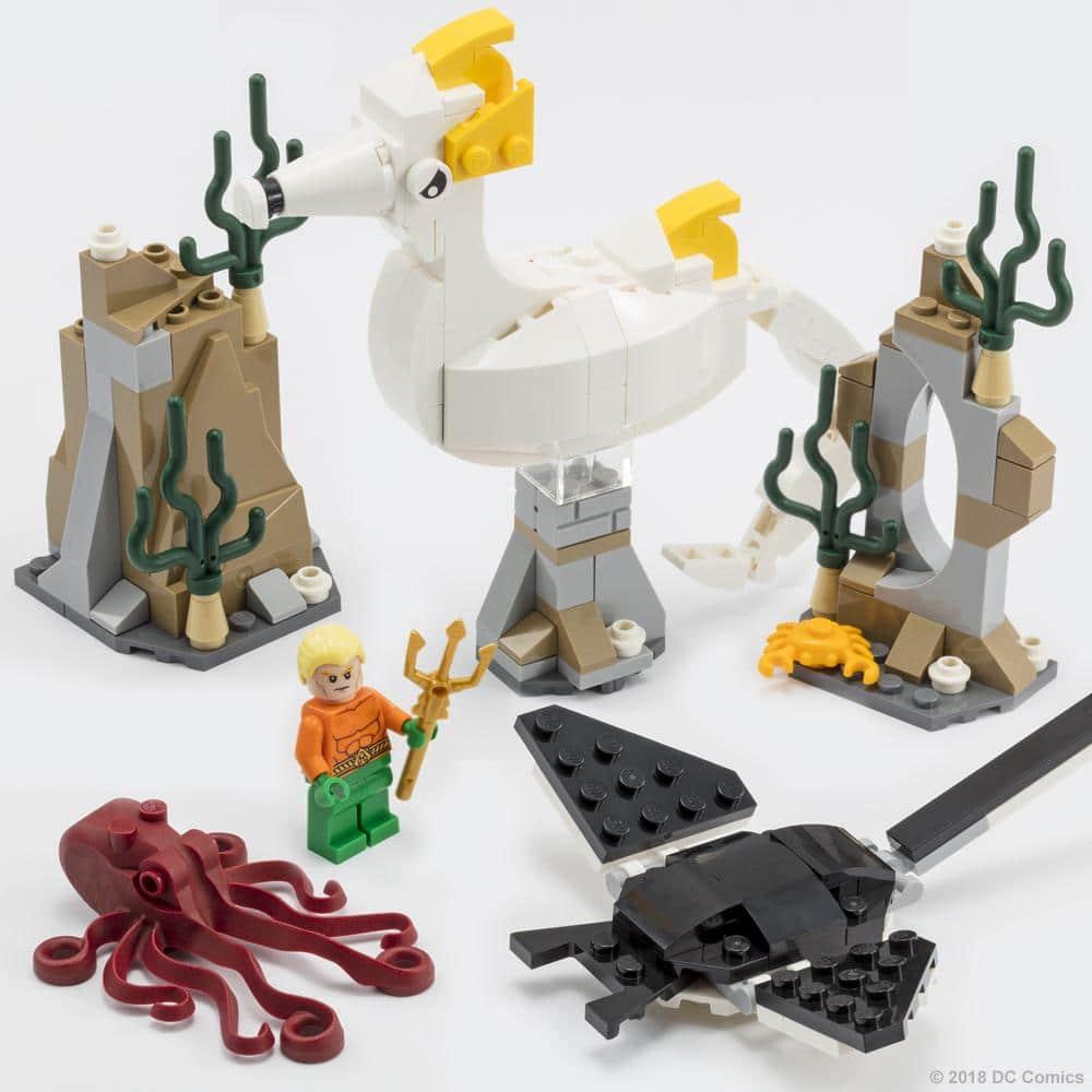 LEGO 75996 Aquaman & Storm