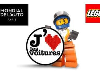 LEGO Automesse Paris 2018