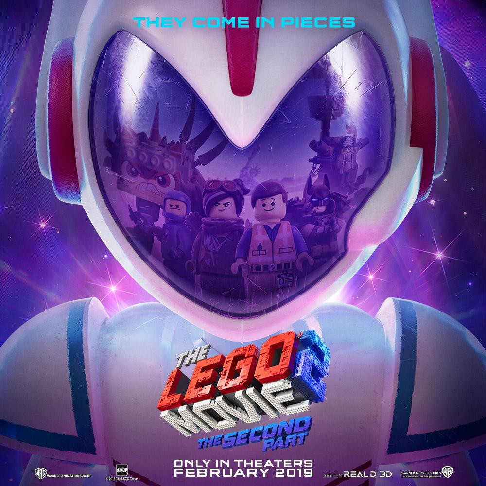 The LEGO Movie 2 Poster: The Second Part