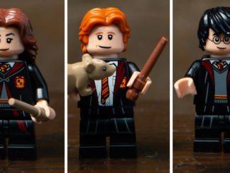 Neue LEGO Teenie Beine