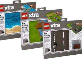LEGO xtra Platten: Neue Bilder aufgetaucht