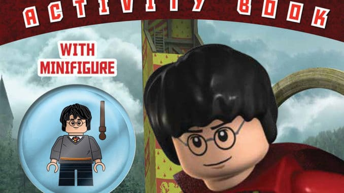 LEGO Harry Potter Activity Book