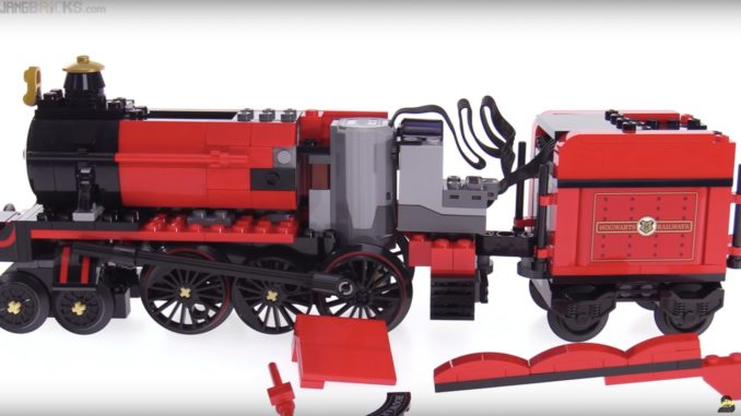 LEGO 75955 Hogwarts Express (2018) motorisieren
