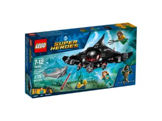 LEGO 76095: Aqua Man Black Manta Strike