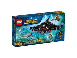 LEGO 76095: Aqua Man Black Manta Strike