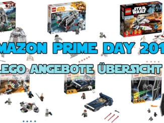 Amazon Prime Day 2018 LEGO Angebote