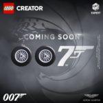 LEGO 10262 Aston Martin DB5 Teaser Räder