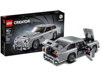 LEGO 10262 Aston Martin Db5 Titel
