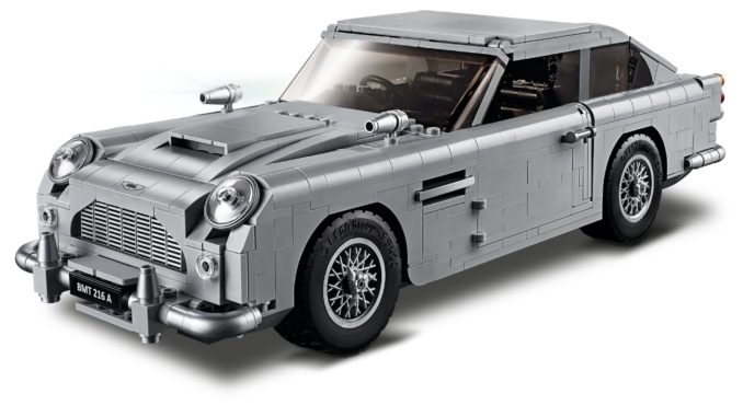 lego 10262 aston martin db5 ab jetzt bestellbar. Black Bedroom Furniture Sets. Home Design Ideas