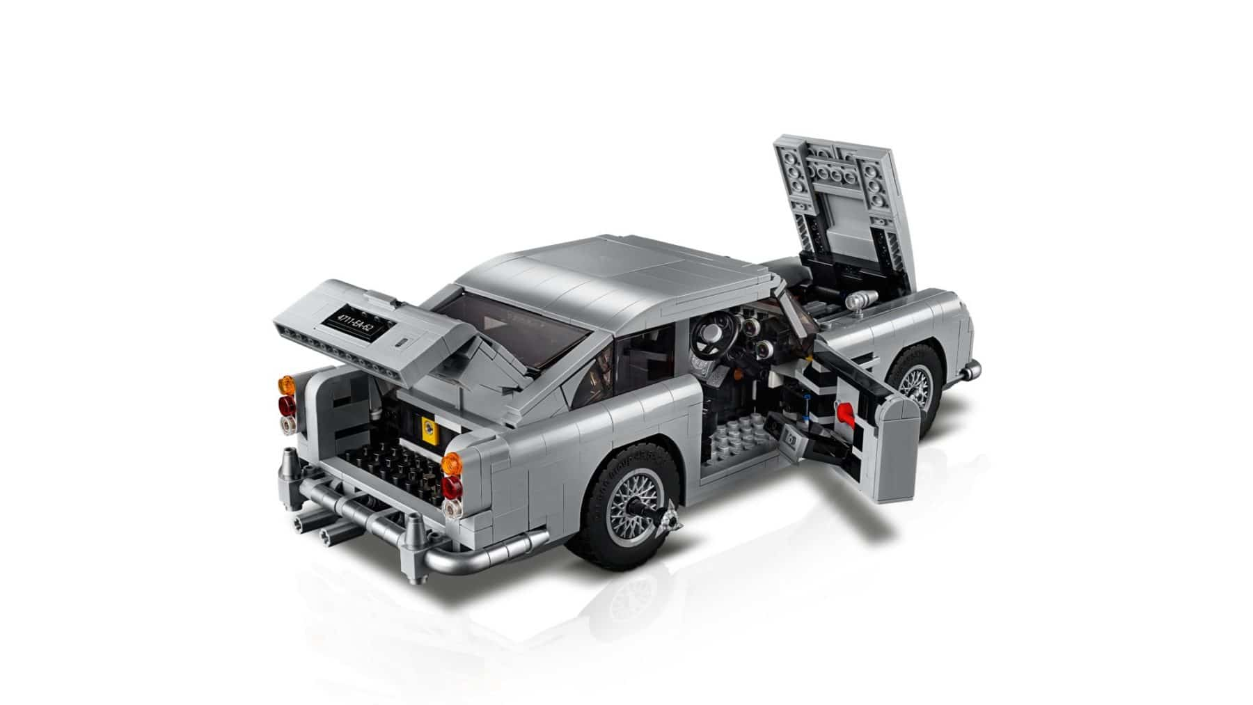 lego 10262 james bond aston martin db5 stonewars. Black Bedroom Furniture Sets. Home Design Ideas