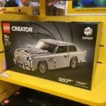 LEGO 10262 Aston Martin DB5 Live-Event im Store