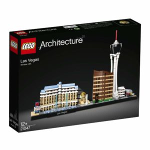 LEGO 21047 Las Vegas Box