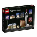 LEGO 21047 Las Vegas Box Rückseite