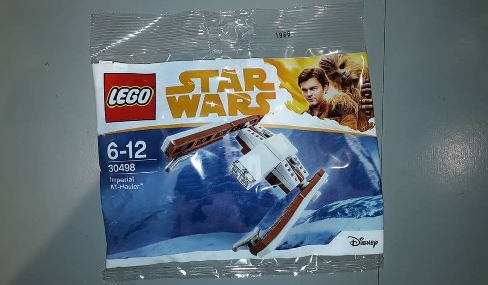 LEGO 30498 Imperial AT-Hauler Polybag