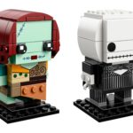 LEGO 41630 Jack Skellington und Sally BrickHeadz
