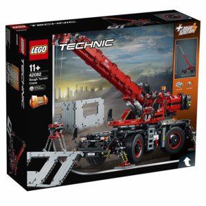 LEGO 42082 Geländegängiger Kranwagen