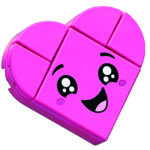 LEGO 70829 Herz
