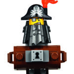 LEGO 70829 Captain Metalbeard