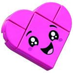 LEGO 70830 Herz