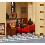Gryffindor Gemeinschaftsraum im LEGO 71043 Hogwarts Schloss