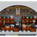 Zaubertränke Unterricht im Kerker vom LEGO 71043 Hogwarts Schloss