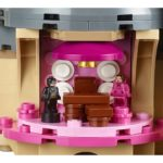Dolores Umbriges Büro im LEGO 71043 Hogwarts Schloss