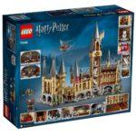 LEGO 71043 Hogwarts Schloss Box Rückseite
