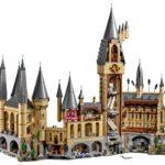 LEGO 71043 Hogwarts Schloss von hinten