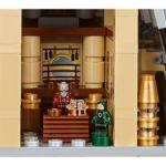 Dumbledores Büro im LEGO 71043 Hogwarts Schloss