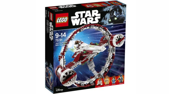 LEGO 75191 Jedi Starfighter Angebot