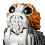 LEGO 75230 Porg Gesicht