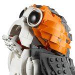 LEGO 75230 Porg Gesicht Seite