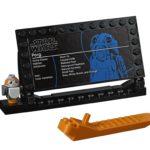 LEGO 75230 Porg Plakette
