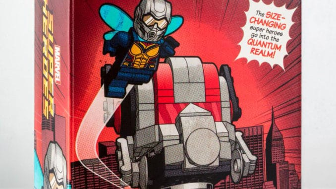LEGO 75997 Ant-Man and the Wasp