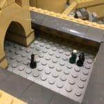 LEGO Hogwarts: Duell im Innehof