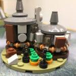 LEGO Hogwarts: Hagrids Hütte