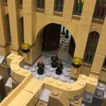 LEGO Hogwarts: Nanofiguren von Ron, Hermine und Ginny