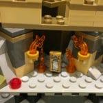 LEGO Hogwarts: Spiegel Nerhegeb