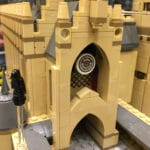 LEGO Hogwarts: Uhr