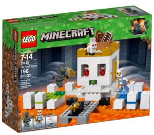 LEGO Minecraft 21145 The Skull Arena