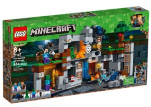 LEGO Minecraft 21147 The Bedrock Adventure