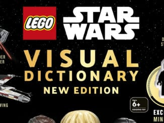 LEGO Star Wars New Visual Dictionary 2019