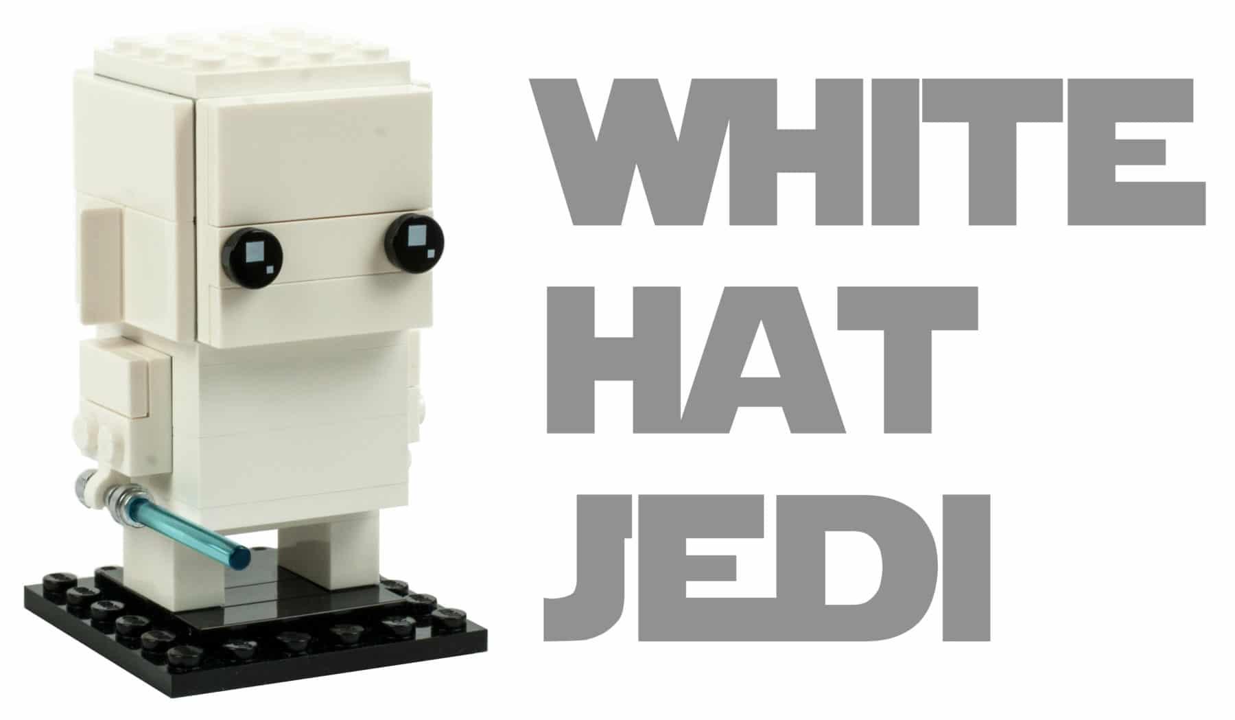 White Hat Jedi Bild